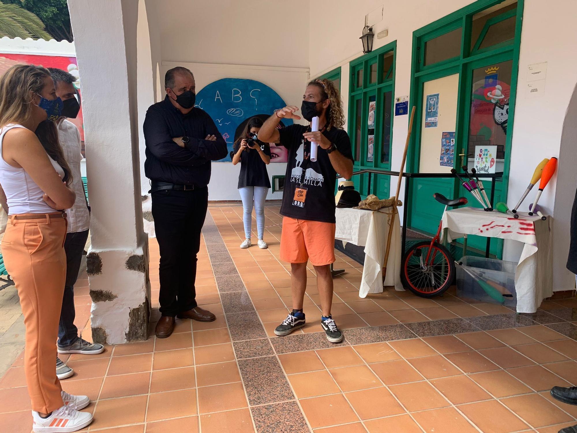 Cursos y talleres para jóvenes en Telde