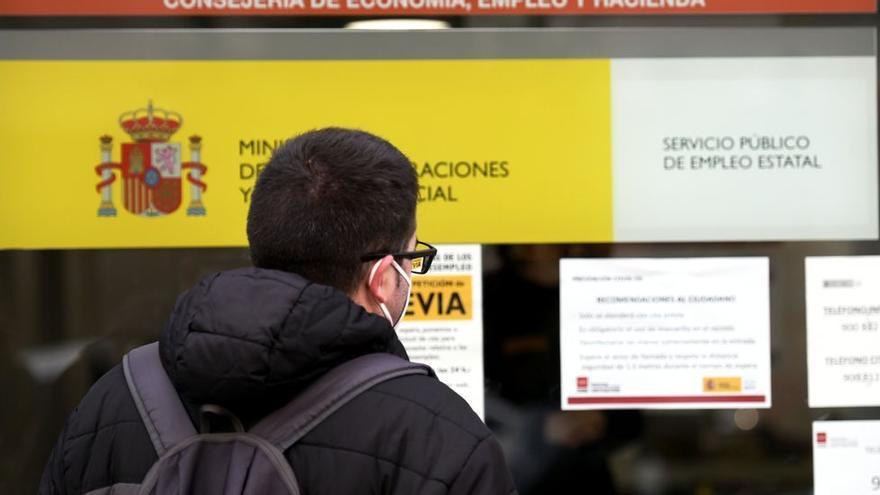 El paro baja en Asturias en 3.601 personas en mayo, el 4,31% respecto a abril