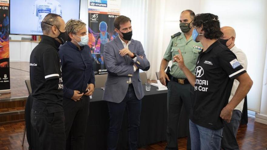 Xàtiva acoge el primer Gran Premio estatal de ciclismo adaptado
