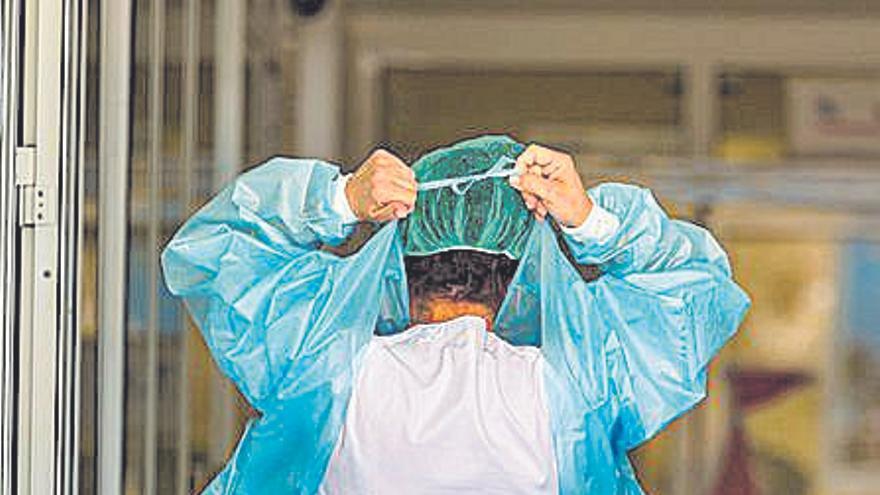 Benidorm ofrece alojamientos al personal sanitario