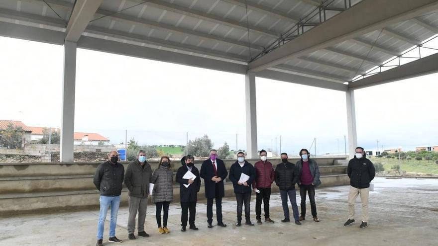 El Guijo contará con un edificio polivalente para actividades de carácter social, deportivo y cultural