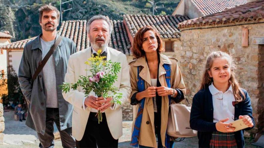"""""""Vivir dos veces"""" triunfa en los Premios del Audiovisual Valenciano con seis estatuillas"""