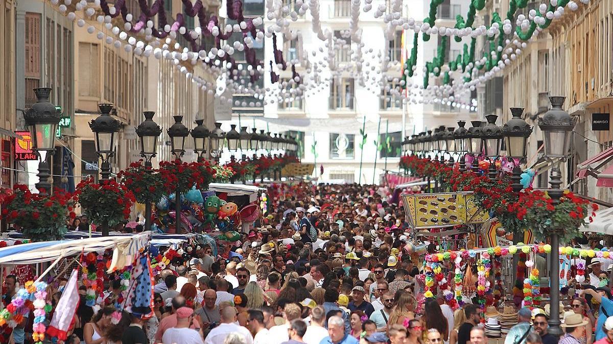 El Ayuntamiento de Málaga busca sustituir las aglomeraciones de la Feria por actividades culturales.