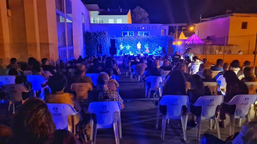 A la luna de Barranda - Música tradicional sefardí con Evohé