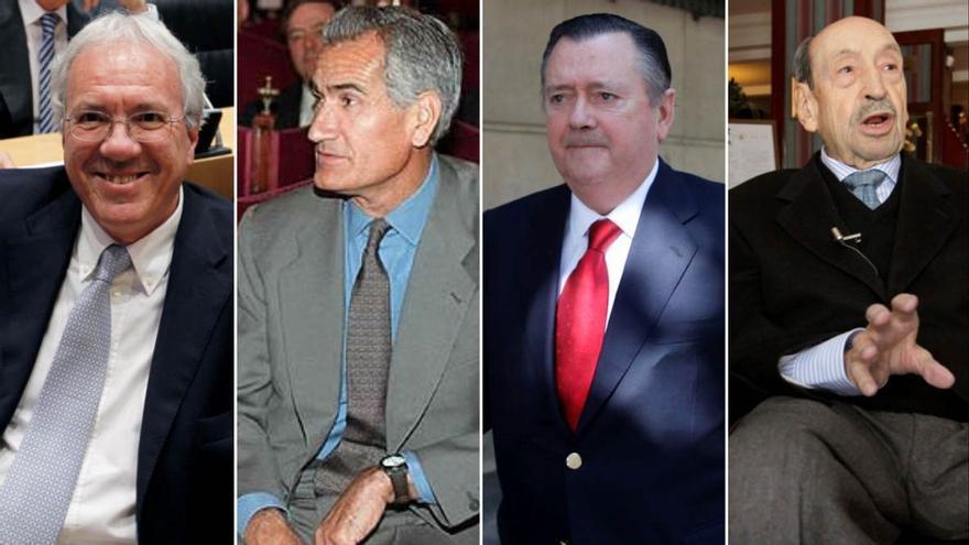 Altres polítics que van obtenir indults polèmics
