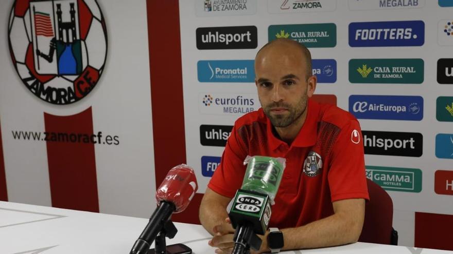 """Sergio García: """"Este equipo da la cara ante los grandes"""""""