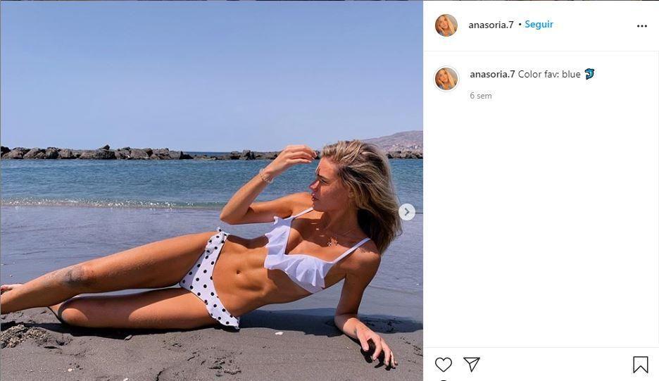 Las mejores imágenes de Ana Soria, nueva novia de Enrique Ponce