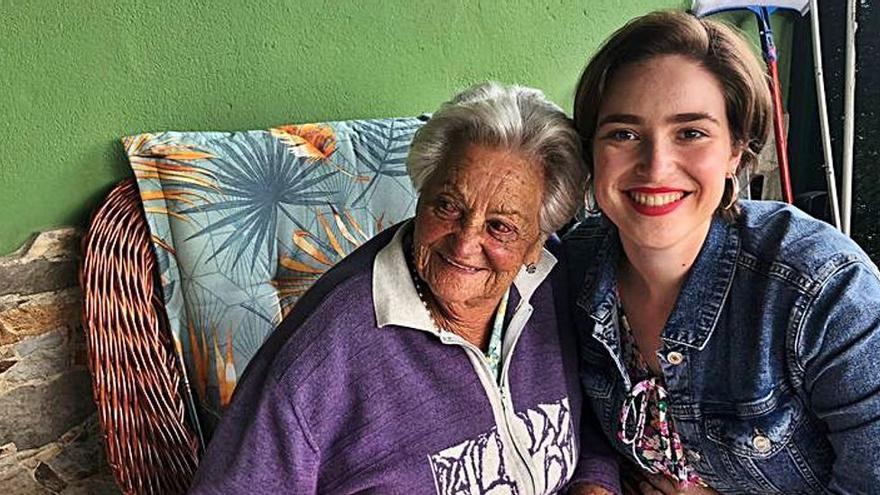 De Carbayín a Mauthausen: la historia de una asturiana que cuenta como deportaron a su familia a un campo nazi