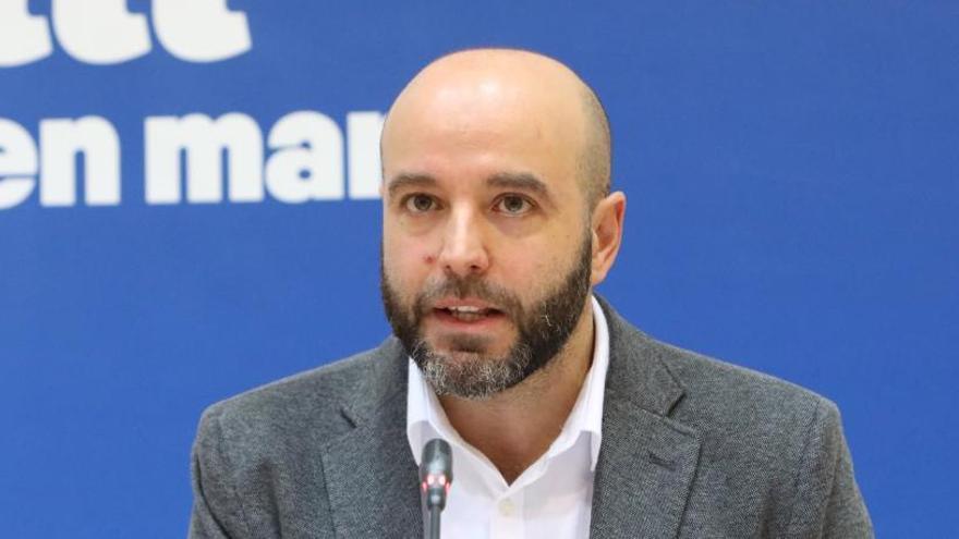 """En Marea: """"Tenemos todas las líneas abiertas en busca de una coalición con Anova y las mareas municipalistas"""""""