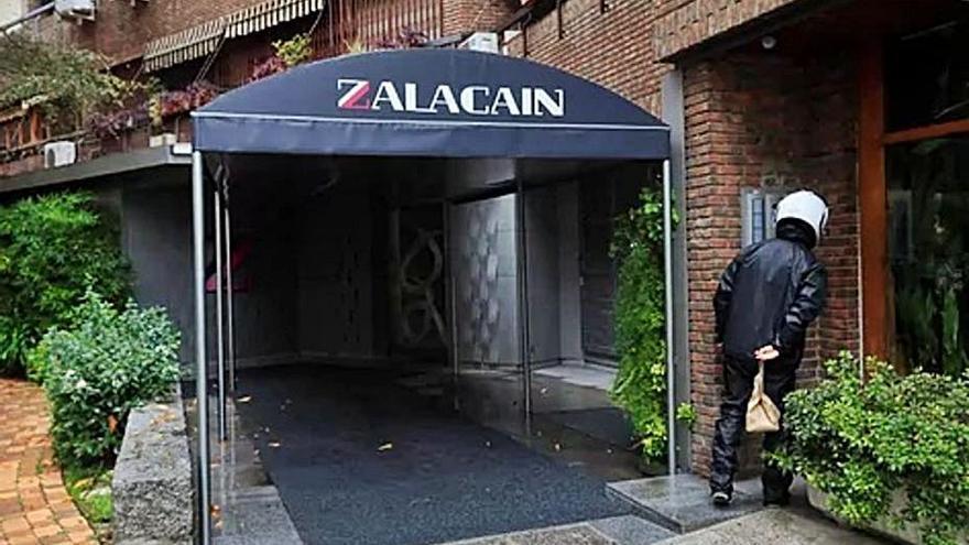 Cierra el Zalacaín, uno de los templos de la cocina española