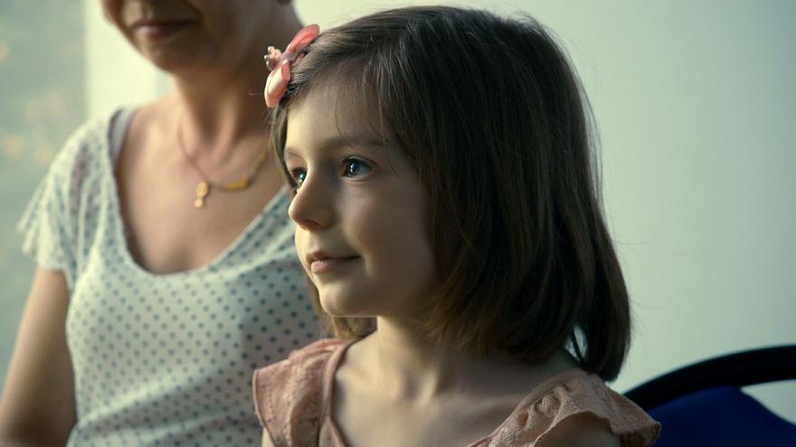Una niña atrapada en un cuerpo de niño