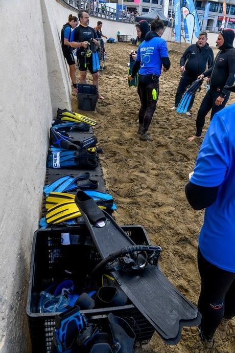 FotoSub 2020 en la Playa de Las Canteras