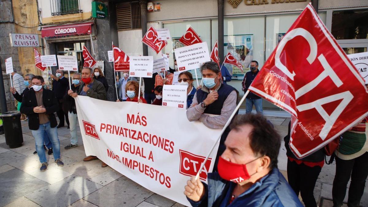 CTA amenaza con una huelga general por la situación de las empresas municipales