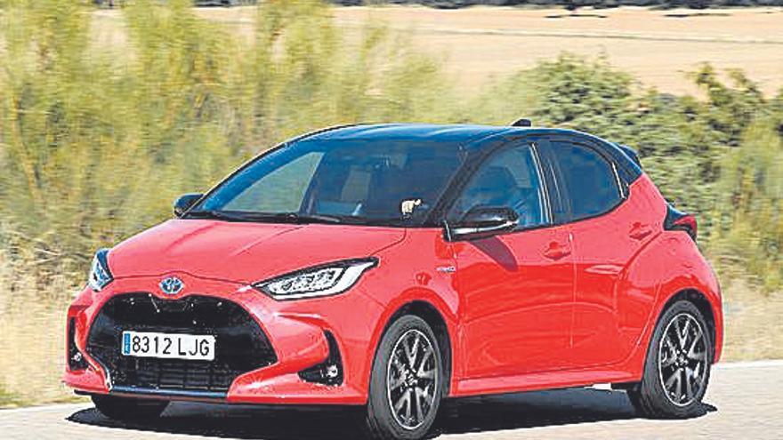 Toyota, líder de ventas en Asturias en el primer trimestre