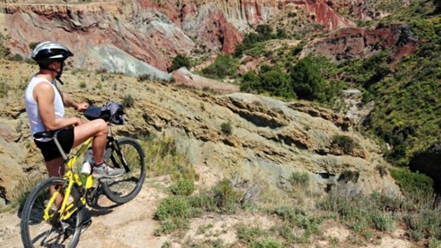 Ruta cicloturística: Jijona - San Vicente del Raspeig