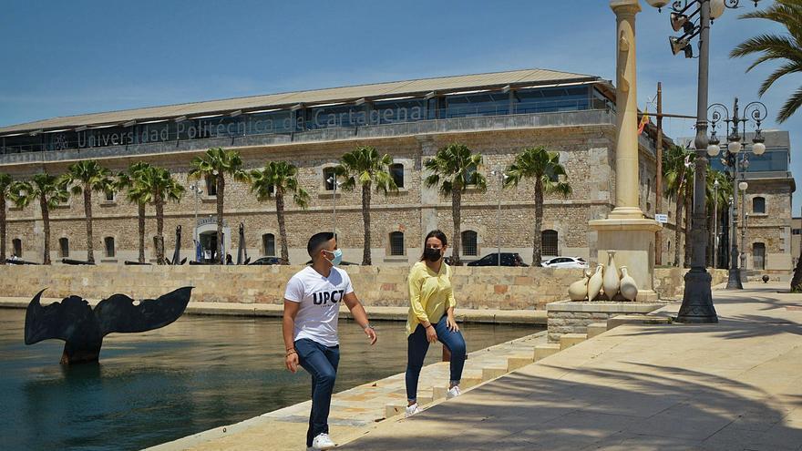 La Universidad Politécnica de Cartagena imparte los grados y másteres que demandan las empresas más tecnológicas e innovadoras