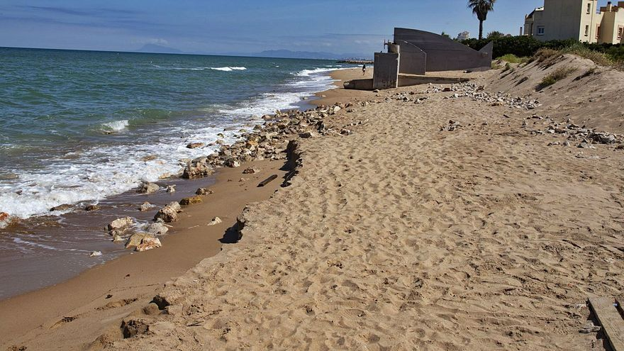 Las playas de 53 municipios  están en riesgo de desaparecer
