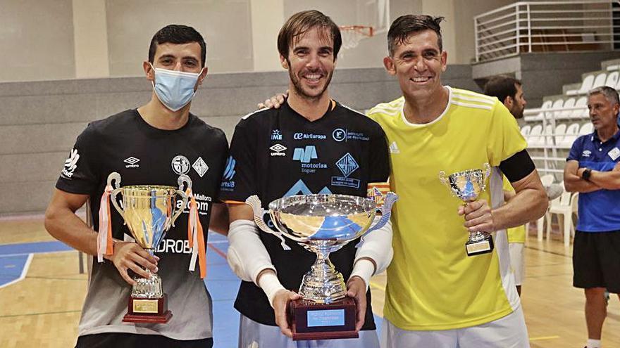 El Palma Futsal se adjudica en Muro la primera edición del Torneo Bonanza