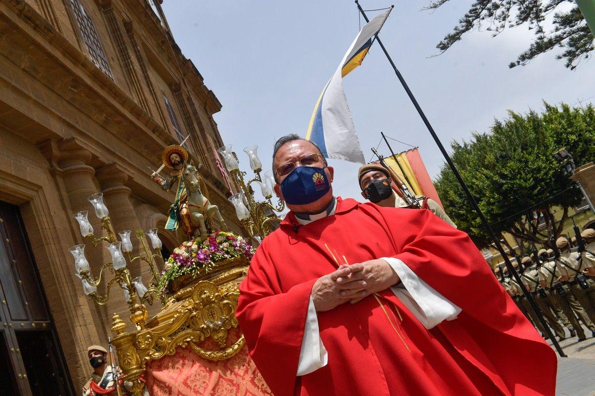 Día de Santiago en Gáldar