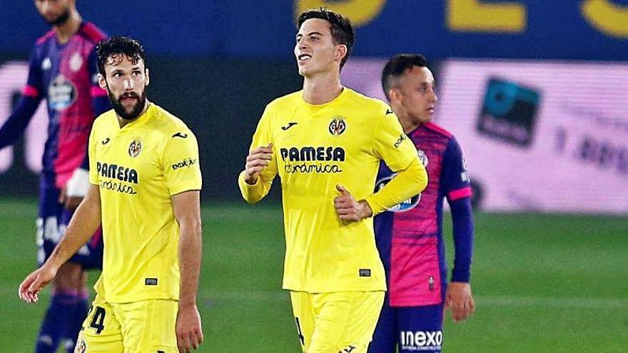 Problemas en el Villarreal: Pau Torres lesionado