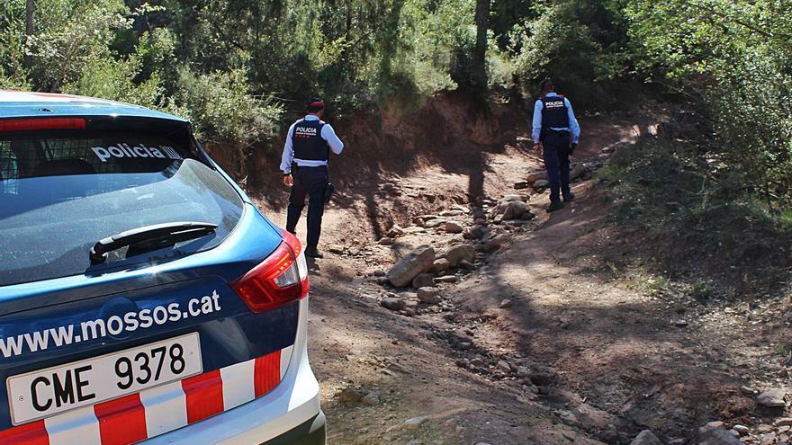Mossos té una unitat amb 5 agents per perseguir delictes contra el medi ambient