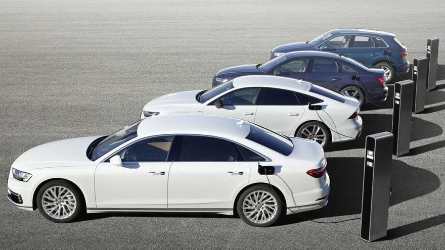 Audi TFSIe, electrificació prèmium