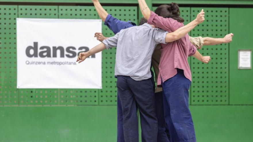 Comerç Figueres col·labora amb el festival Figueres es Mou