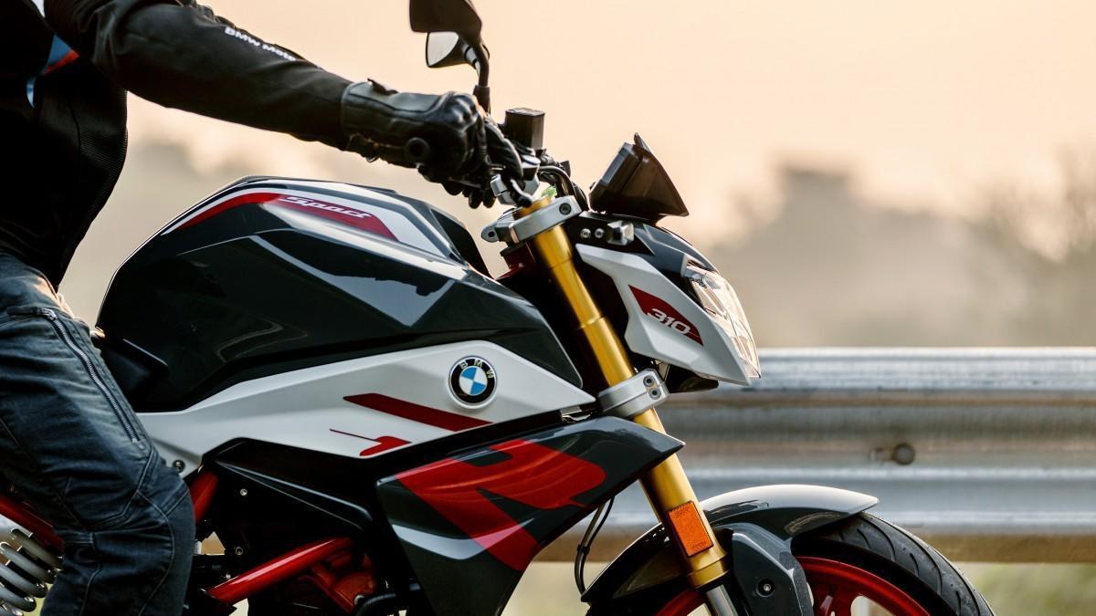 BMW Motorrad presenta la nueva BMW G 310 R 2021