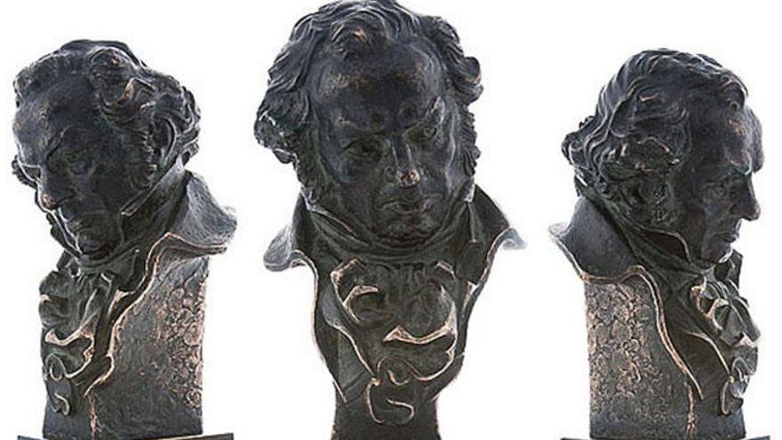 IB3 emite el próximo martes el especial  'La nit dels Goya'