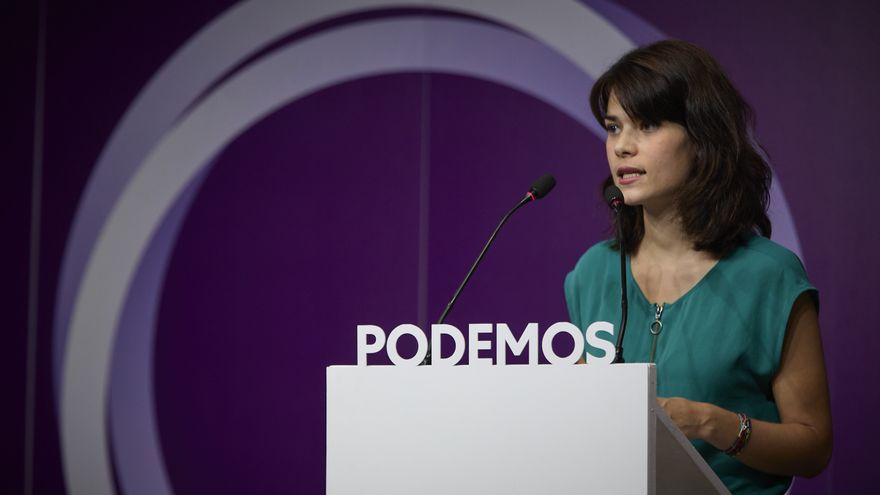 """Podemos pide a """"la parte mayoritaria"""" del Gobierno el compromiso para crear una empresa pública de energía"""