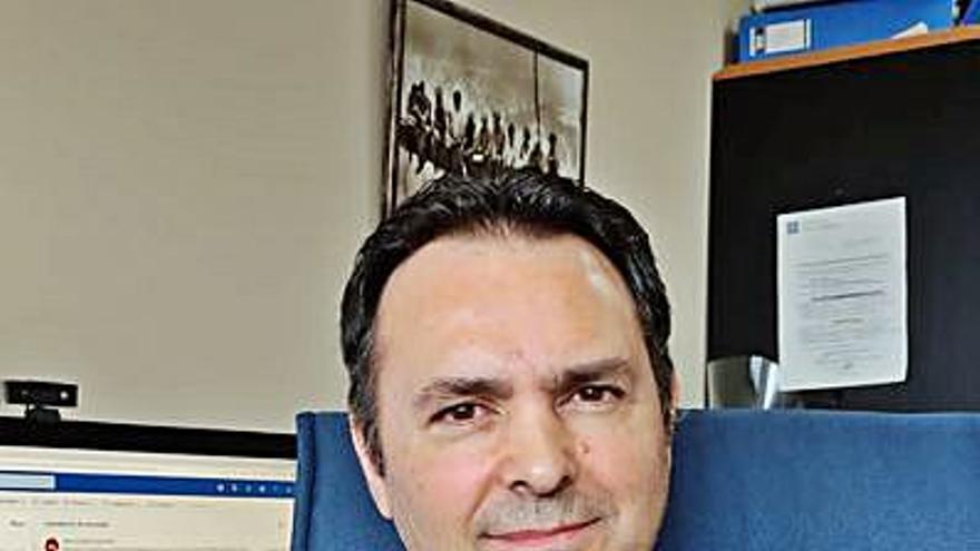 Charla sobre juego en la red para menores de Antonio Rial Boubeta