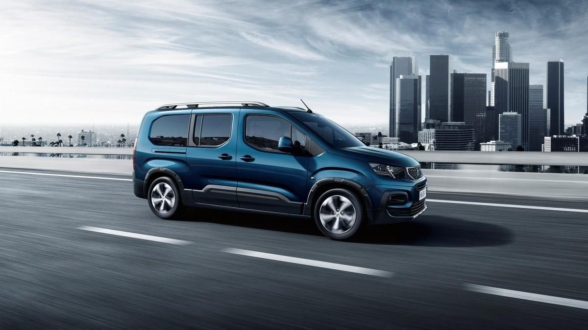 Peugeot Rifter: máxima polivalencia desde 16.000 euros