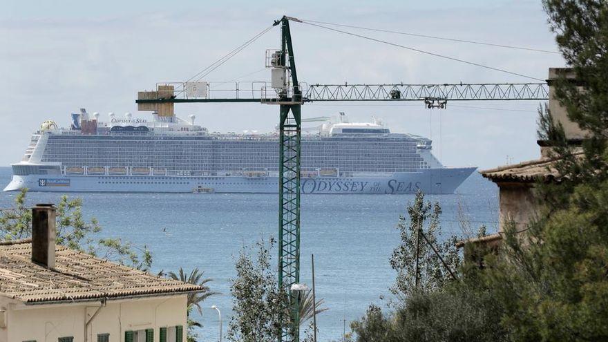 """El puerto de Palma tuvo que aceptar a los contagiados porque es """"punto de atención de emergencias de importancia internacional"""""""