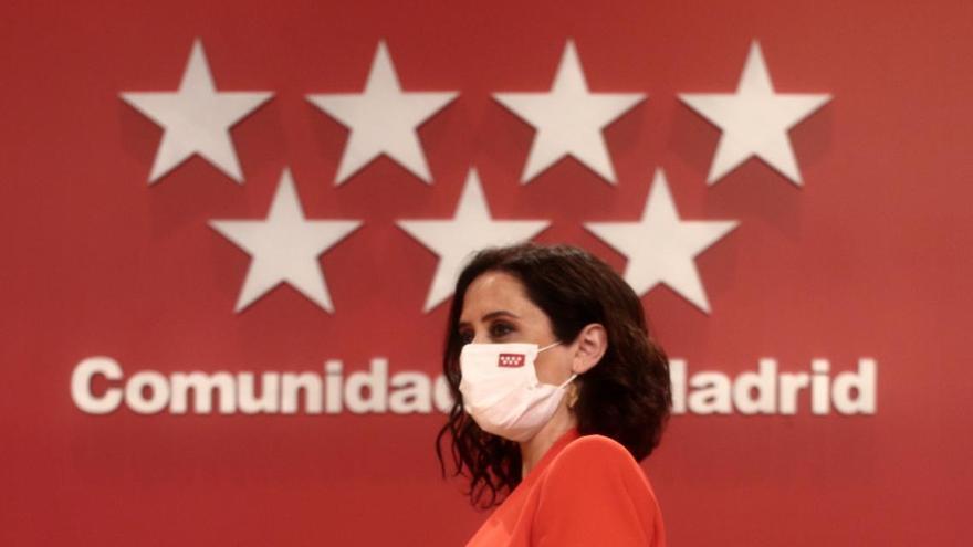 Ayuso: «Espanya me'n deu una. Hem tret Pablo Iglesias de la Moncloa»