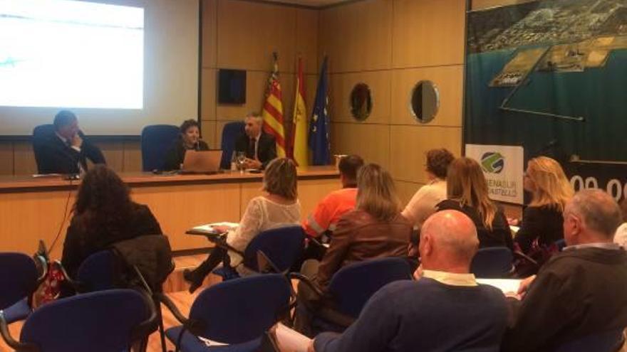 El puerto organiza una charla sobre diabetes