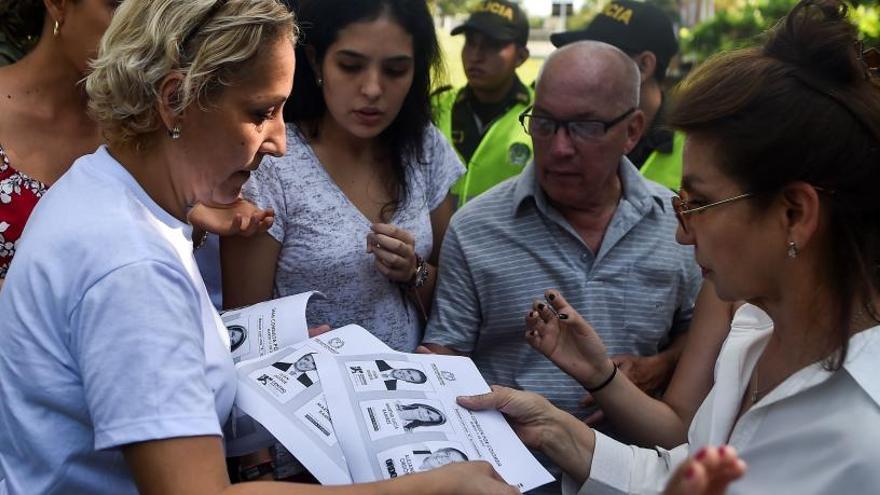 El histórico estreno electoral de las FARC se salda con un respaldo mínimo