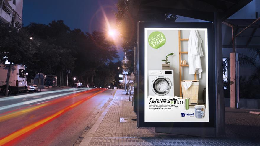 Milar y Pinturas Isaval ponen en marcha la campaña 'Pon tu casa bonita'