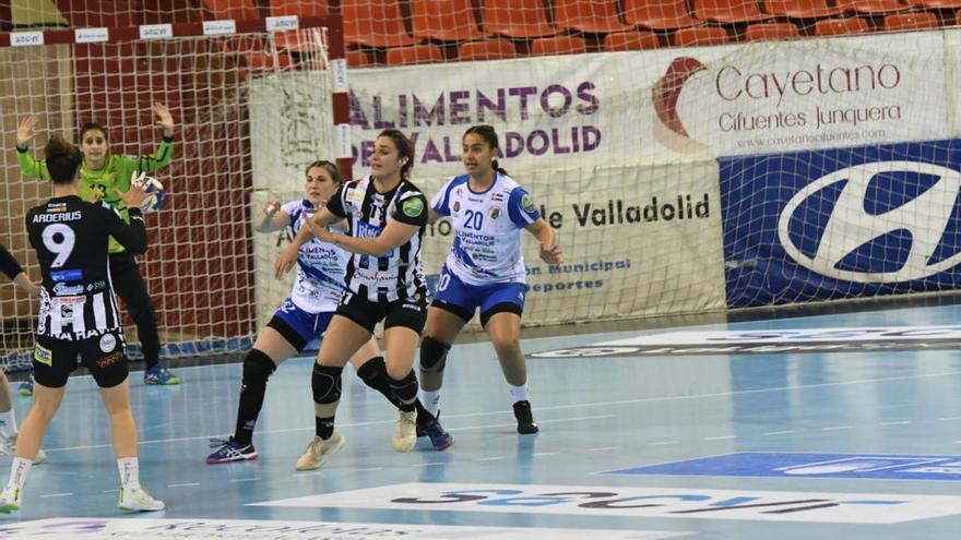 El Rincón Fertilidad se deja media Liga en Valladolid (32-31)