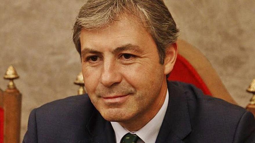 """Argüelles, nuevo consejero delegado de Duro Felguera, tranquiliza a los trabajadores: """"Confío en el futuro del grupo"""""""
