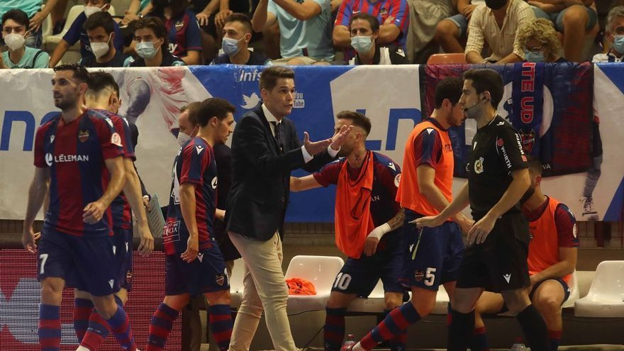 La RFEF deja al Levante UD FS sin Supercopa