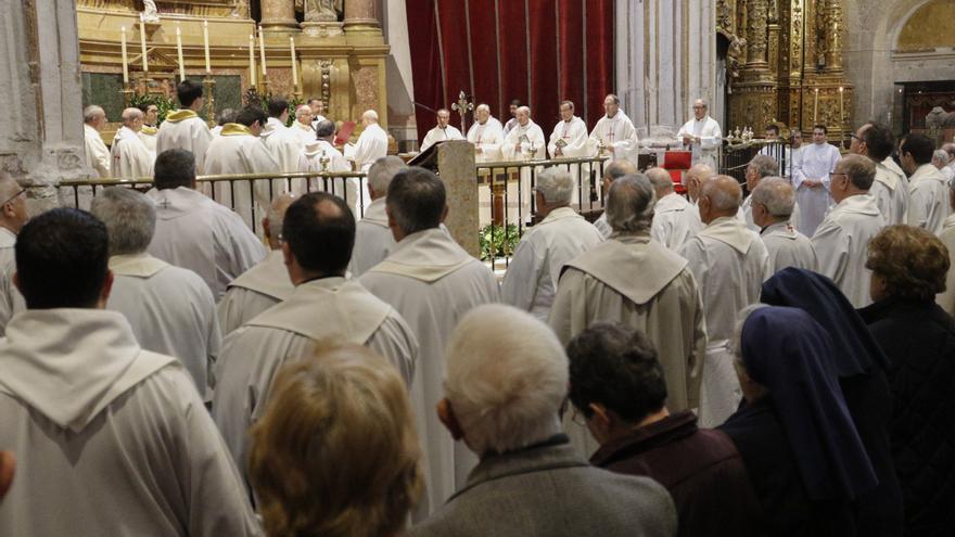 Blázquez presdie la Misa Crismal el jueves en la Catedral de Zamora