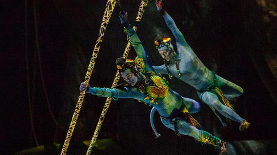 Cirque du Soleil torna a Barcelona amb «Toruk»