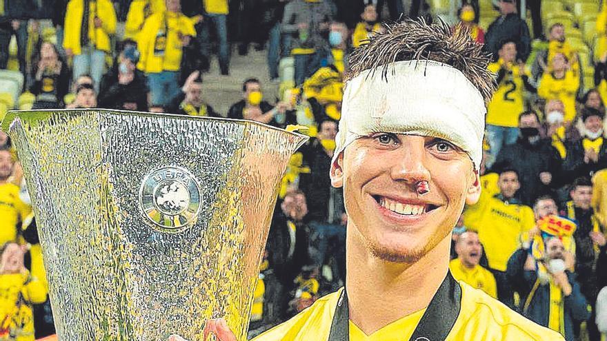 El mensaje de Foyth tras comprometerse cinco años con el Villarreal