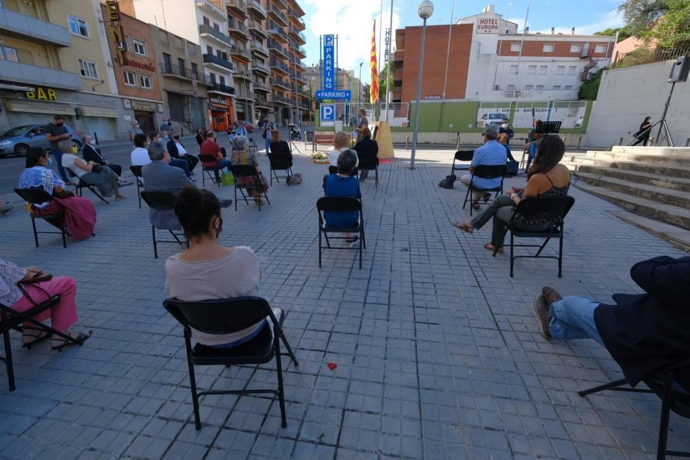 Diferents actes celebrats a la comarca de la Diada