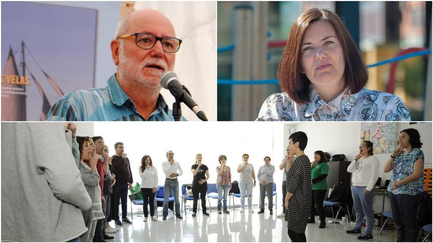 Ledicia Costas, Xurxo Lobato, aCentral Folque y Fegatea, Premios da Cultura Galega 2020