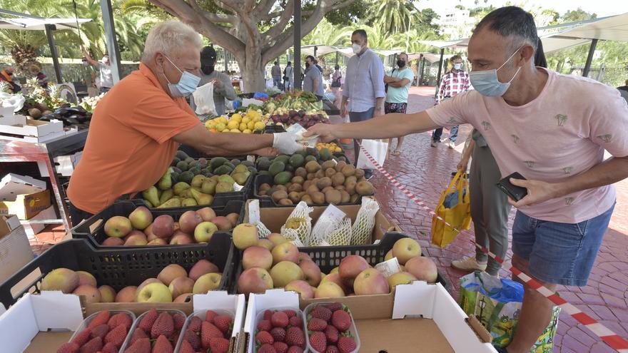 El Mercado Agrícola de San Lorenzo estrena instalaciones tras su remodelación