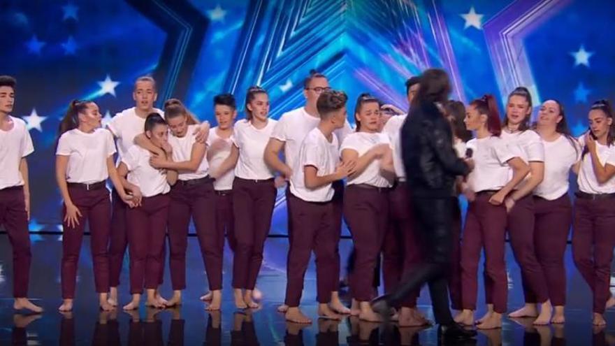 Los bailarines de Mallorca What a Beast, a las puertas de la final de Got Talent