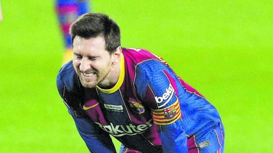 El Barça vuelve a su triste realidad