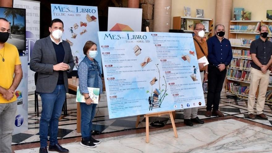 Telde homenajea a las librerías del municipio por la importante labor que realizan