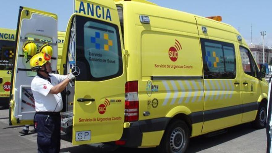 Fallece una mujer al ser atropellada en San Juan de la Rambla